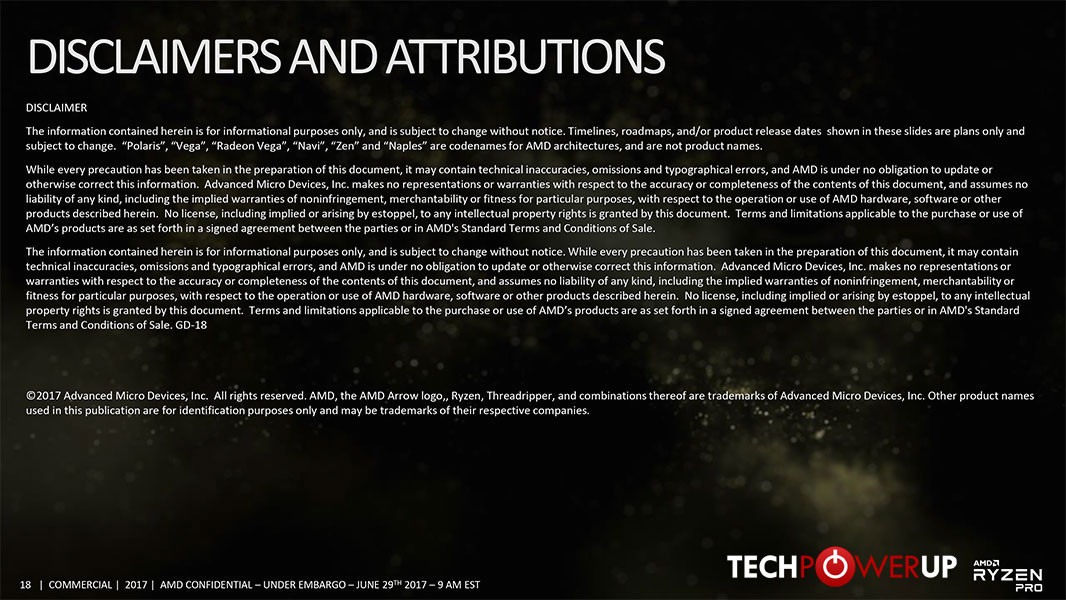 AMD Announces Ryzen PRO Desktop Processors | TechPowerUp