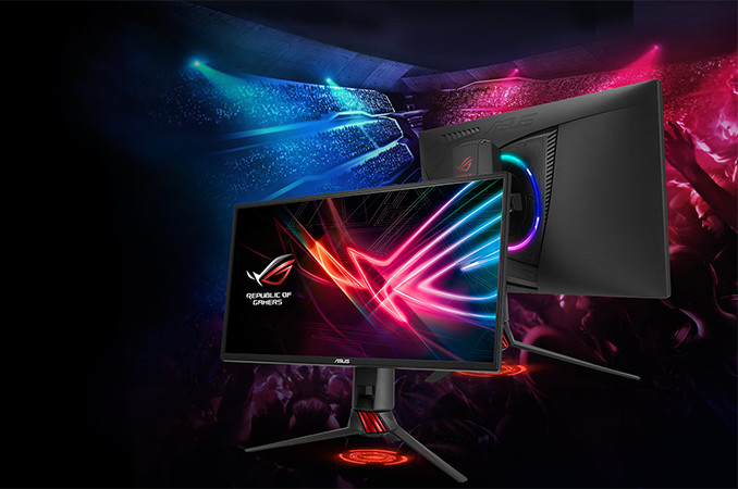 ASUS Launches ROG STRIX XG258Q Monitor: 24 5