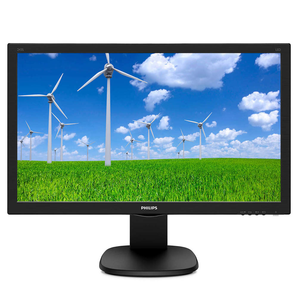 philips launches 221b8ljeb and 243s5ljmb full hd monitors | techpowerup