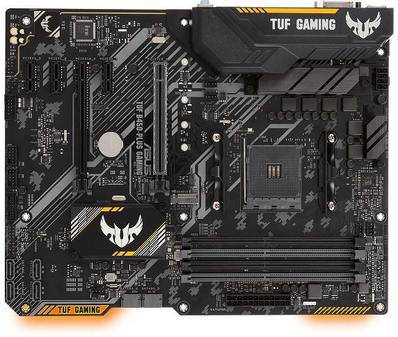ASUS Launches AMD B450 Series Motherboards | TechPowerUp