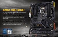 ASUS TUF Gaming Z490-PLUS Package