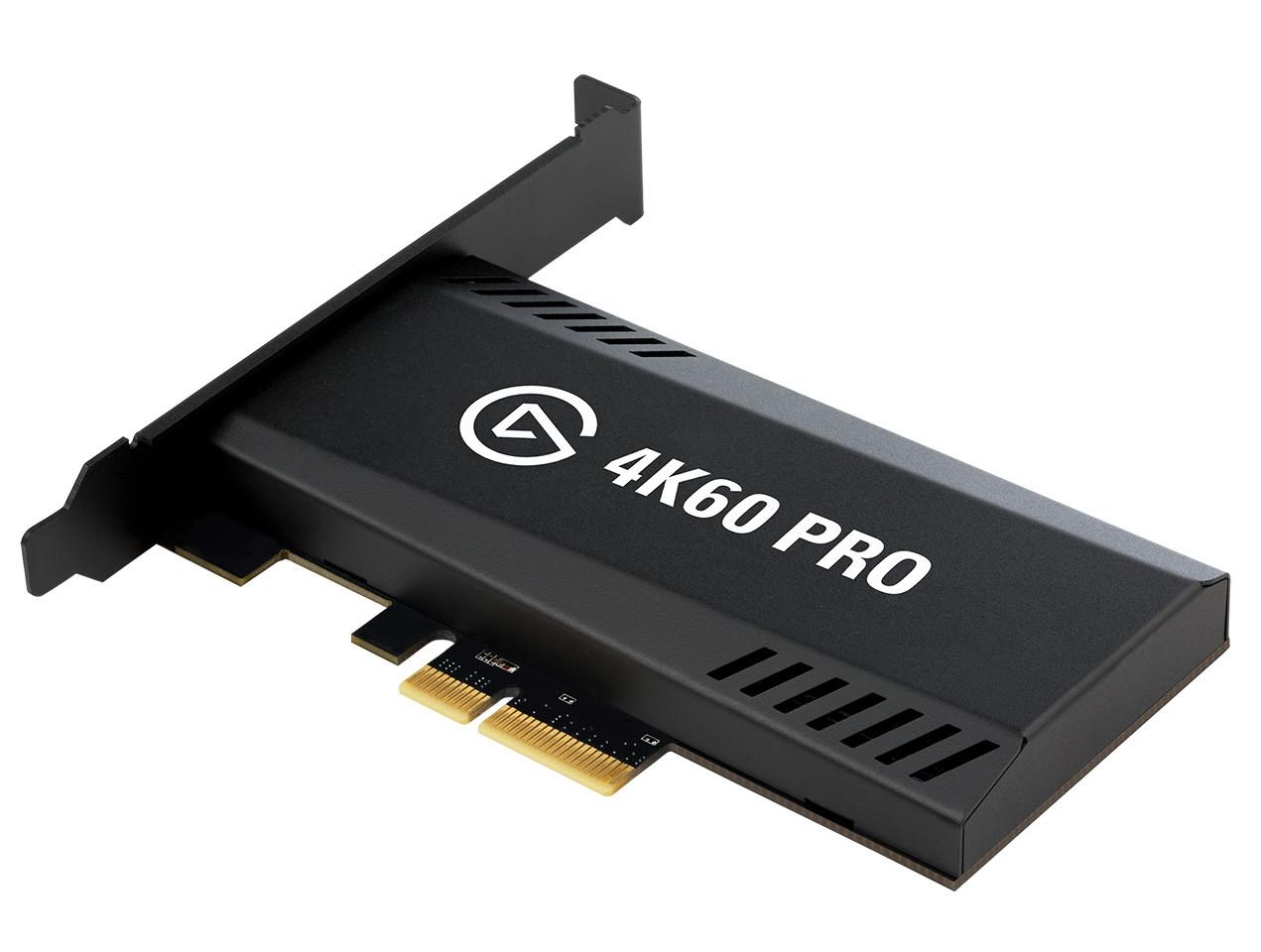 Elgato Launches 4K60 Pro MK 2 Capture Card | TechPowerUp