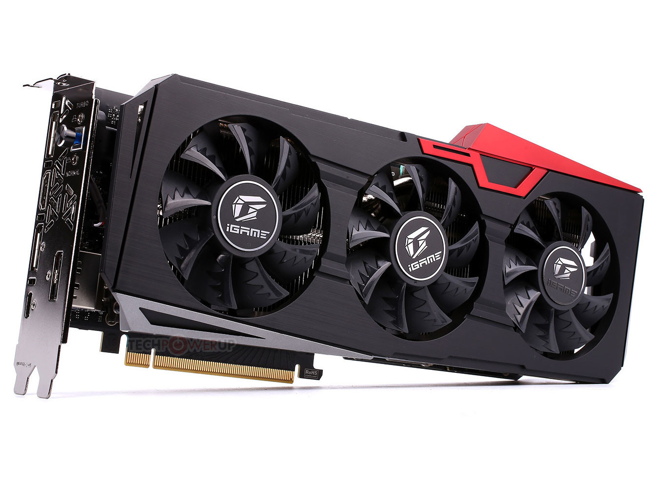 Colorful Announces iGame GeForce RTX 2070 Ultra OC Graphics Card