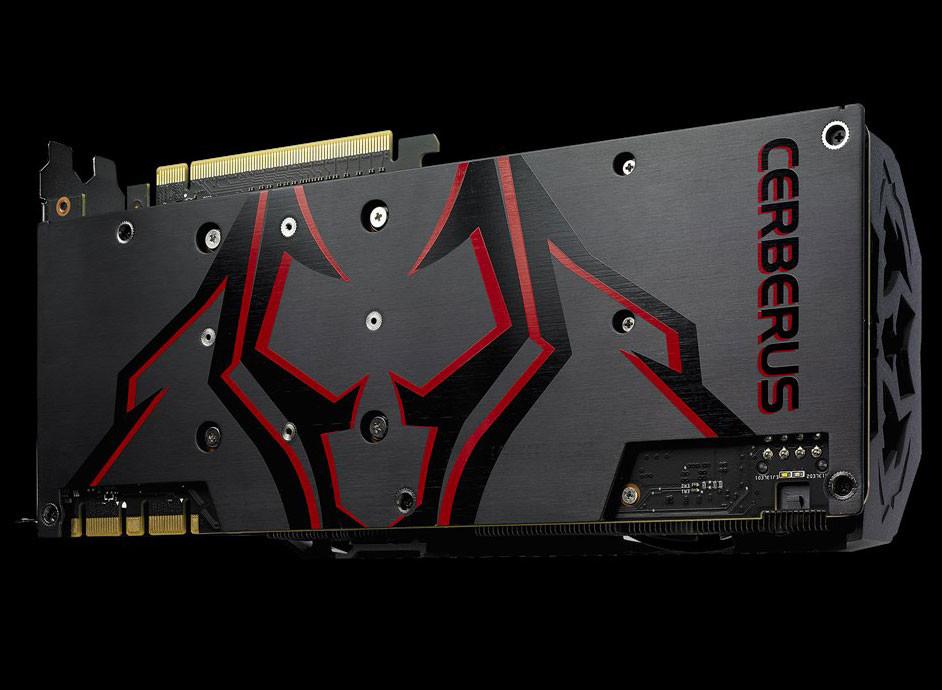 ASUS Intros GeForce GTX 1070 Ti Cerberus Graphics Card | TechPowerUp