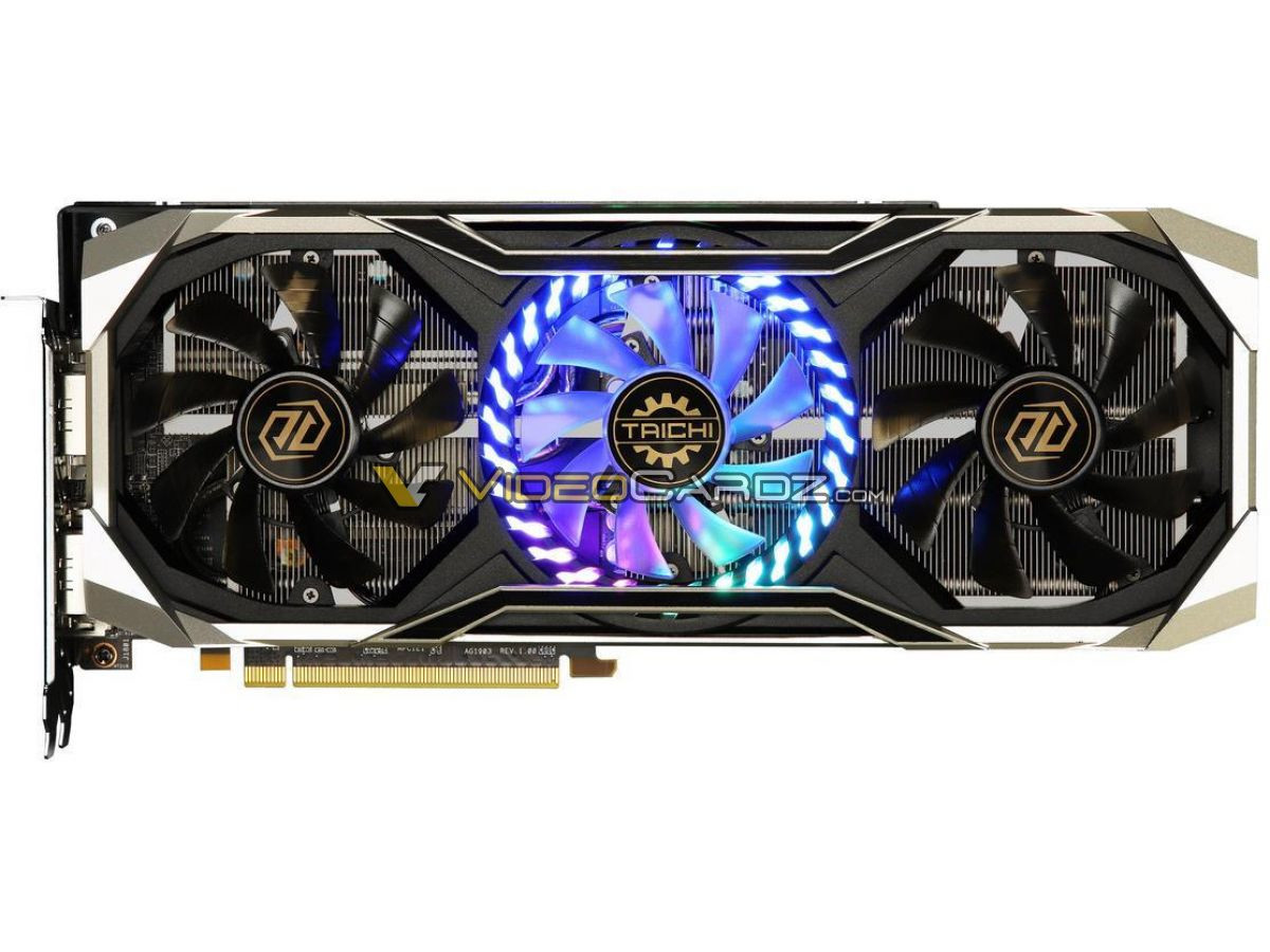 ASRock Radeon RX 5700 XT Taichi OC+ Pictured | TechPowerUp