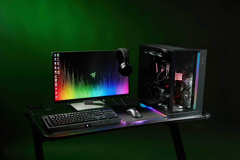 LIAN LI Teams Up With Razer for PC-O11 Dynamic Case, Now