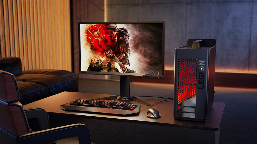 Lenovo Announces Six New Legion Gaming Laptops and PCs | TechPowerUp