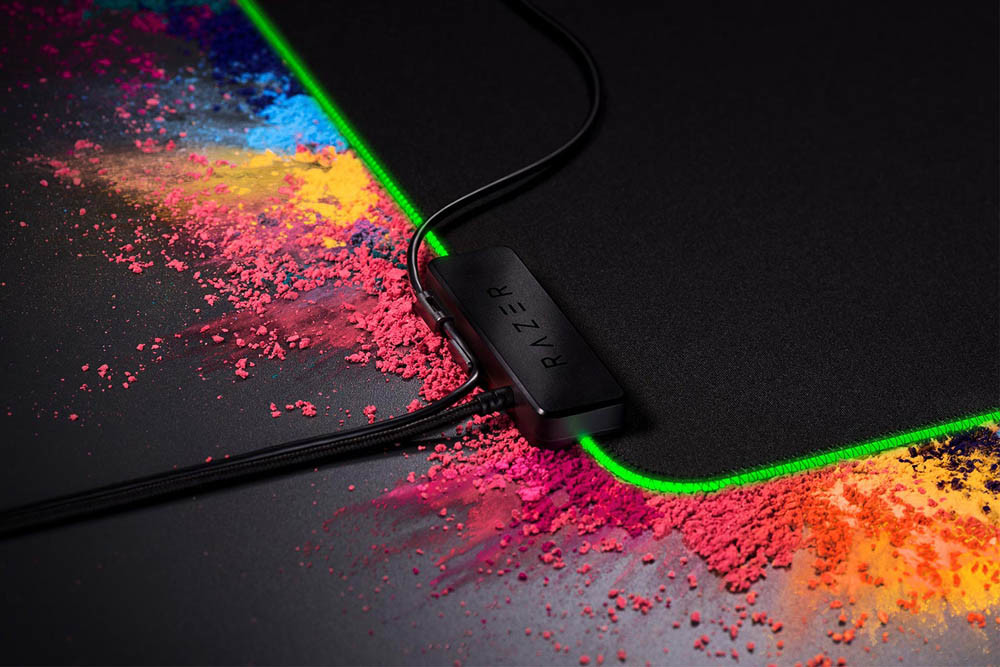The Razer Goliathus Soft Mouse Mat Is Now Powered By Razer