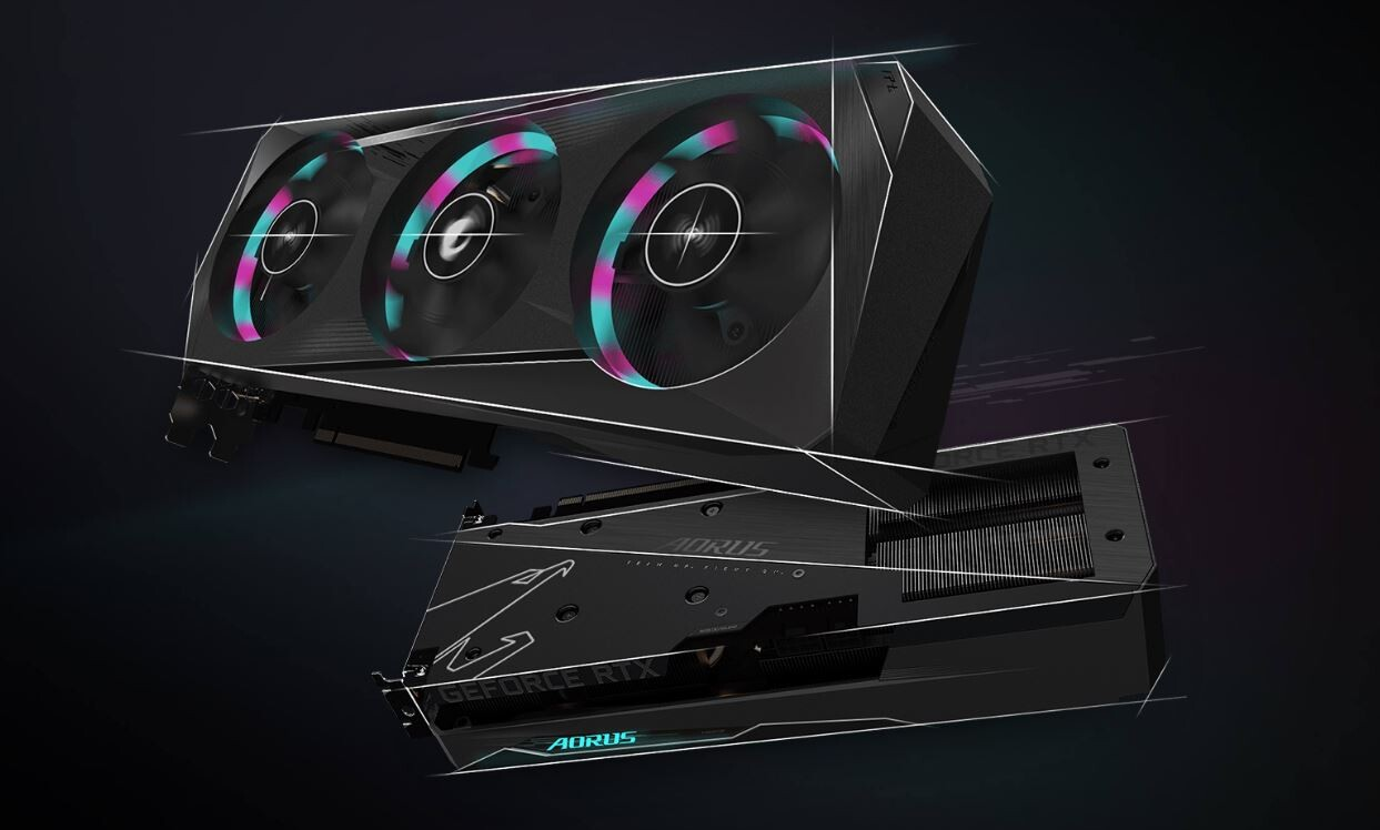 AORUS RTX 3060 TI