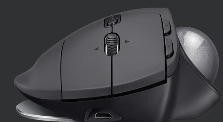 Logitech Introduces the MX ERGO - Wireless Trackball Tech on Your