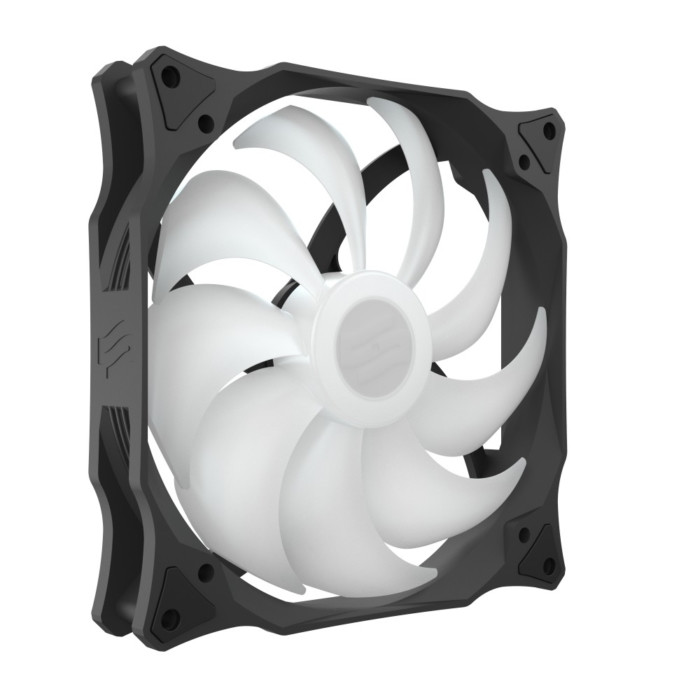 SilentiumPC Presents New 120 and 140 mm Case Fans With RGB and ARGB