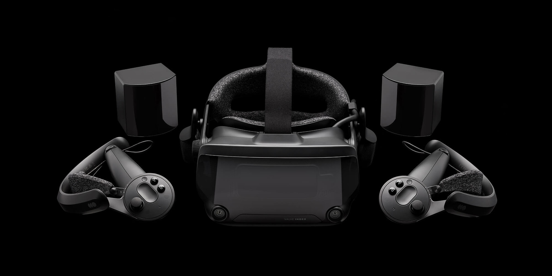 Valve Officially Launches the Valve Index VR HMD, Full Kit Preorder