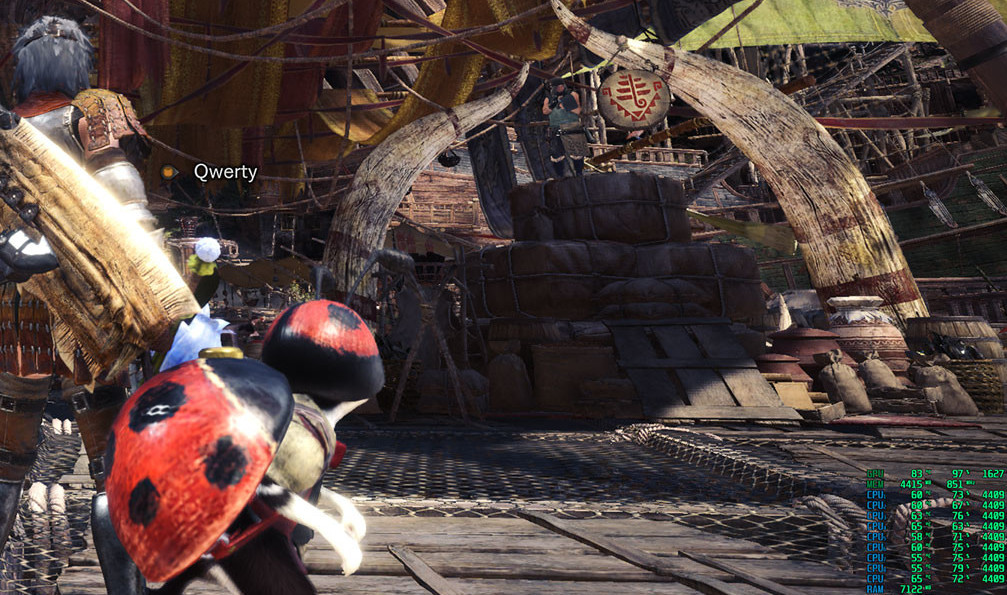 Capcom to Gamers: Monster Hunter World PC Port is CPU Heavy