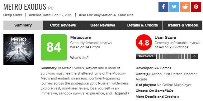 Steam Fanatics Review-bomb