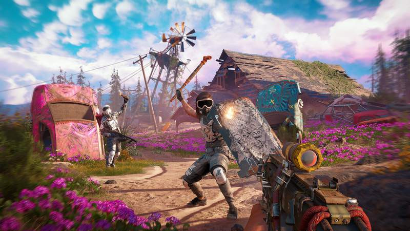 Far Cry New Dawn Announced Launching February 15th New Montana With A Post Apocalyptic Twist Techpowerup