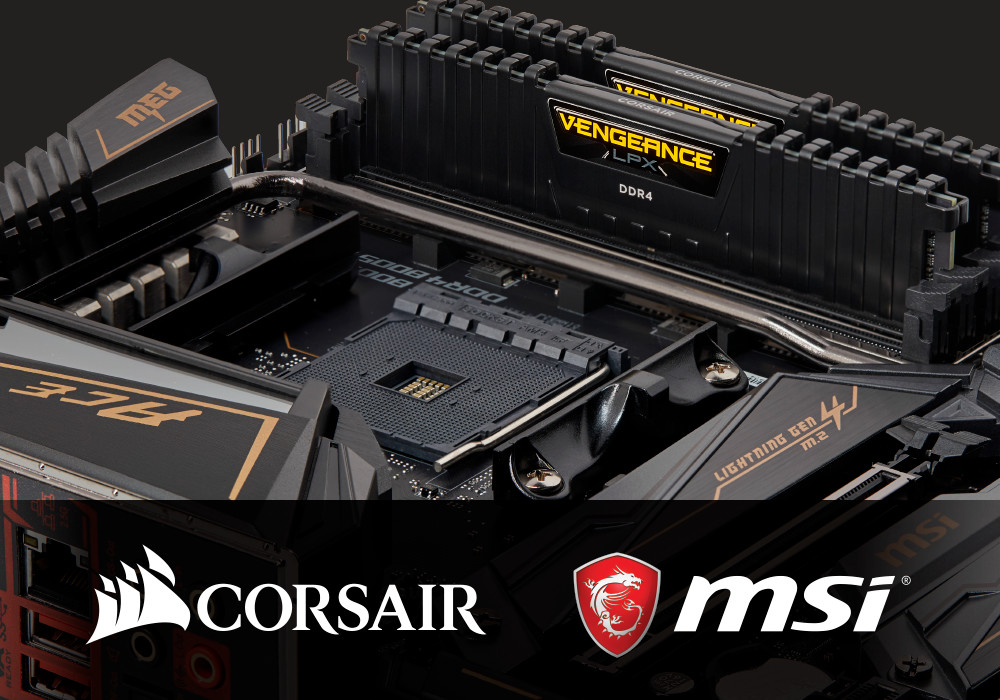 Corsair Vengeance Lpx Memory Breaks 5000mhz Barrier On Amd Ryzen Processors Techpowerup Forums
