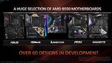 AMD B550 motherboards