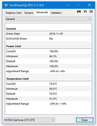 TechPowerUp Releases GPU-Z v2 16 0 | TechPowerUp Forums