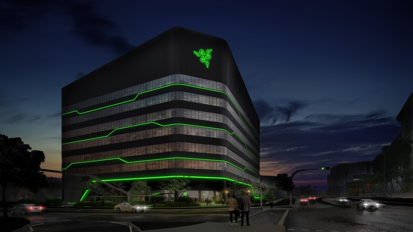 Razer Announces Its New Southeast Asia Headquarters in One-North