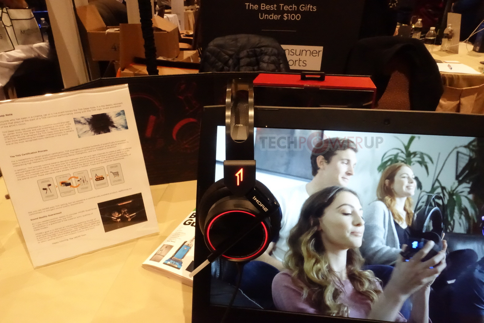 1more Showcases Myriad Audio Products At Ces 2018