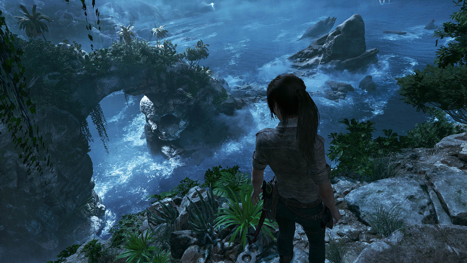 Square Enix Officially Unveils Shadow Of The Tomb Raider