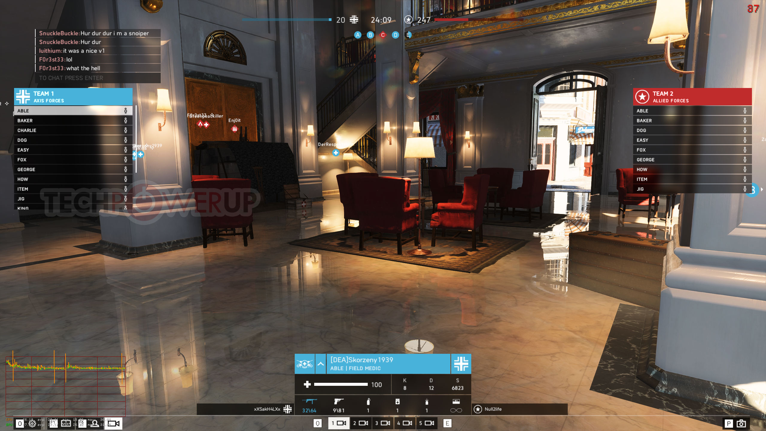 Battlefield V with RTX Initial Tests: Performance Halved | TechPowerUp