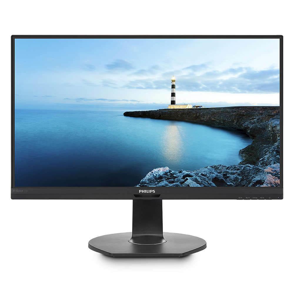 Philips lanza monitores de 34 y 27 pulgadas con USB-C