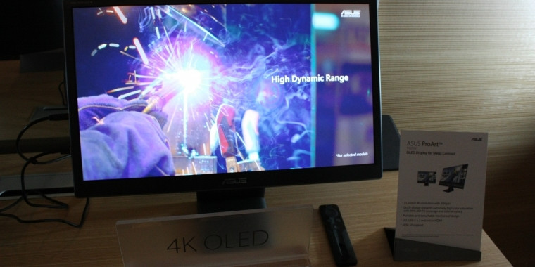 JOLED Announces OLED Panels for PC Monitors, Expected to Hit the