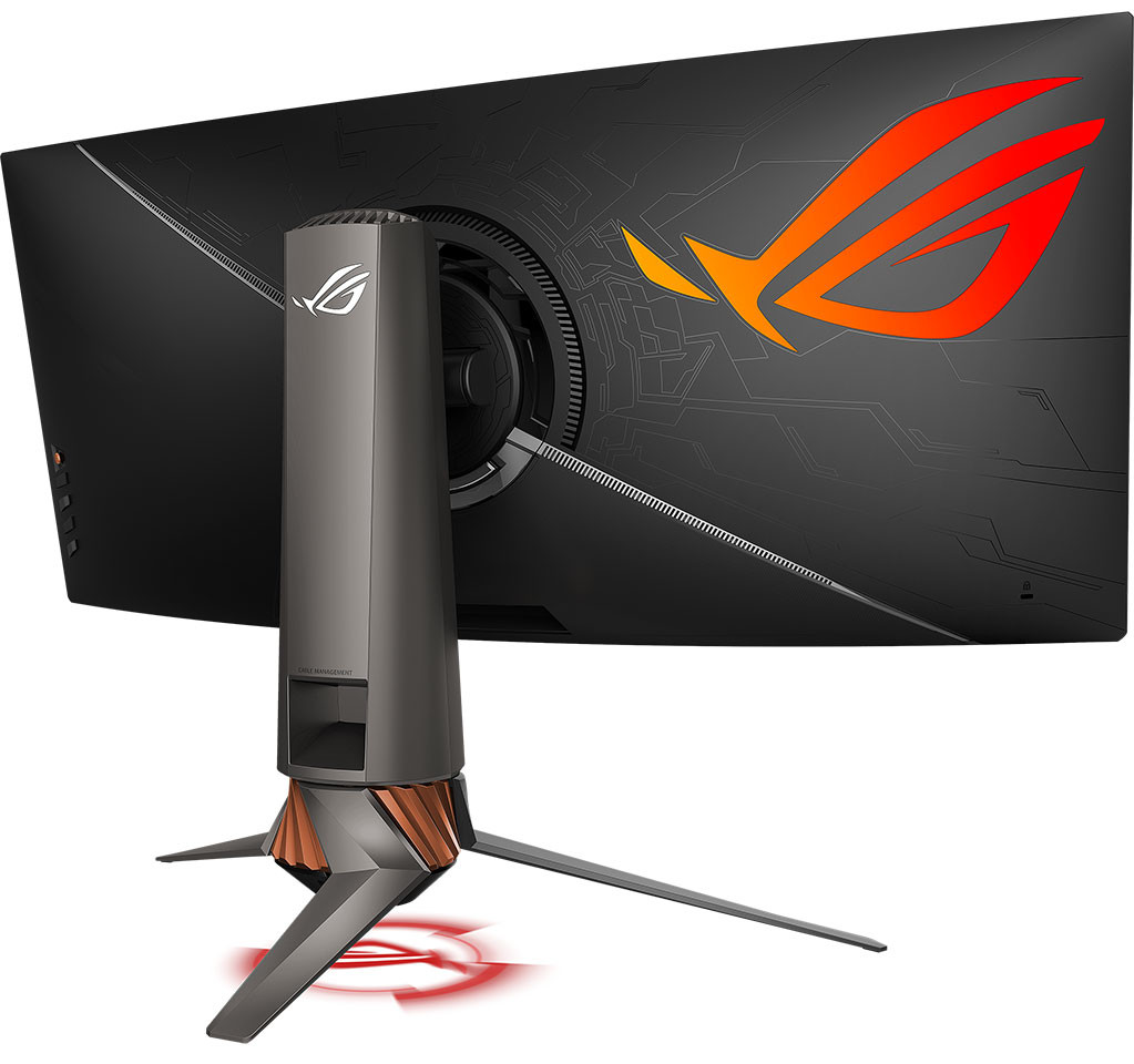 ASUS Rolls Out ROG Swift PG349Q, a 120Hz Curved Ultrawide