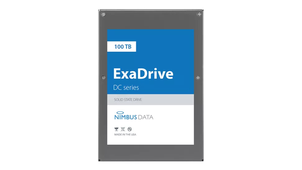 How Much for a 100 TB SSD, Sir? Nimbus Data Has Just Revealed the Answer