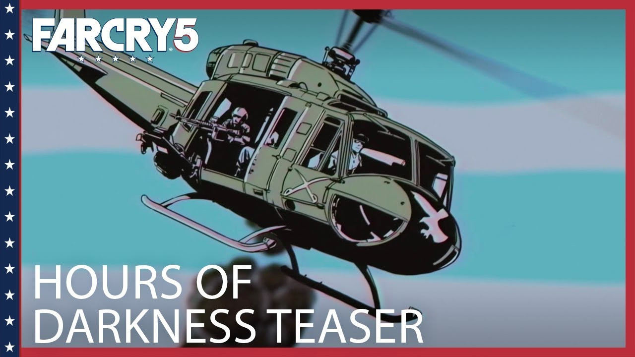 Ubisoft Announces Hours Of Darkness Dlc For Far Cry 5 Techpowerup