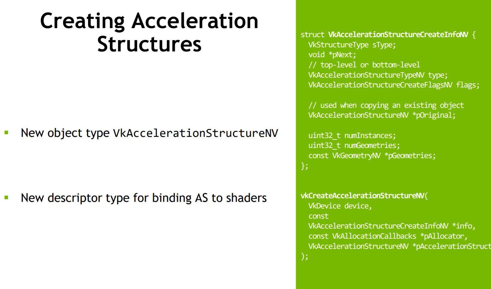 NVIDIA Adapting RTX Ray-tracing to Vulkan API   TechPowerUp
