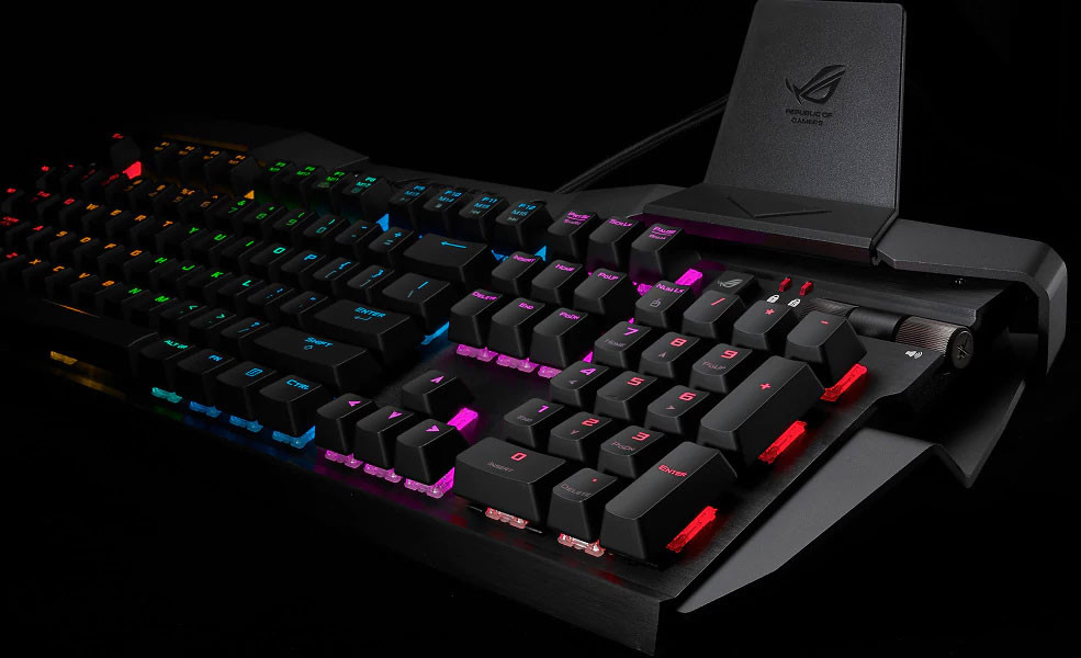 462a4973ee5 ... locally store not just your macros, but also your lighting settings.  Available now, the ASUS ROG Horus GK2000 RGB is expected to be priced at  USD $199.