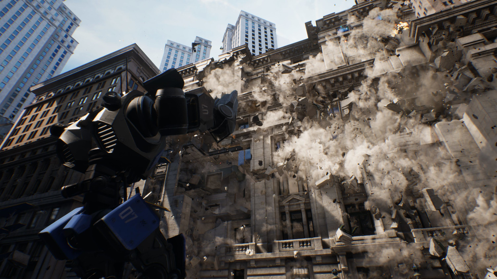 EPIC Games Shows Off Unreal Engine 4 23 Physics, Destruction System