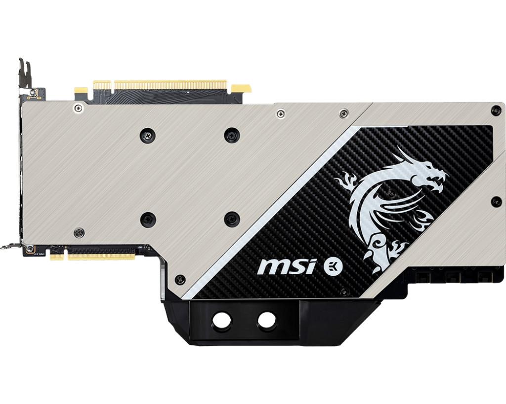 MSI GeForce RTX 2080 y RTX 2080 Ti SeaHawk X Series