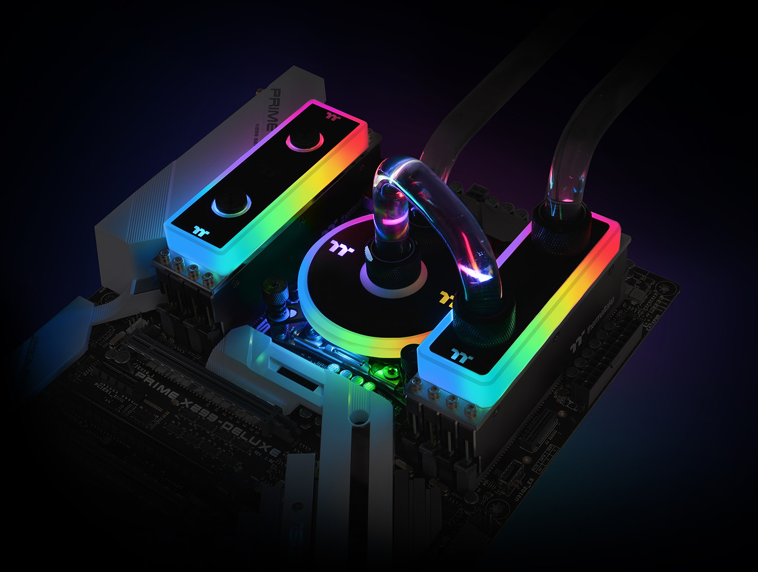 Thermaltake WaterRam RGB