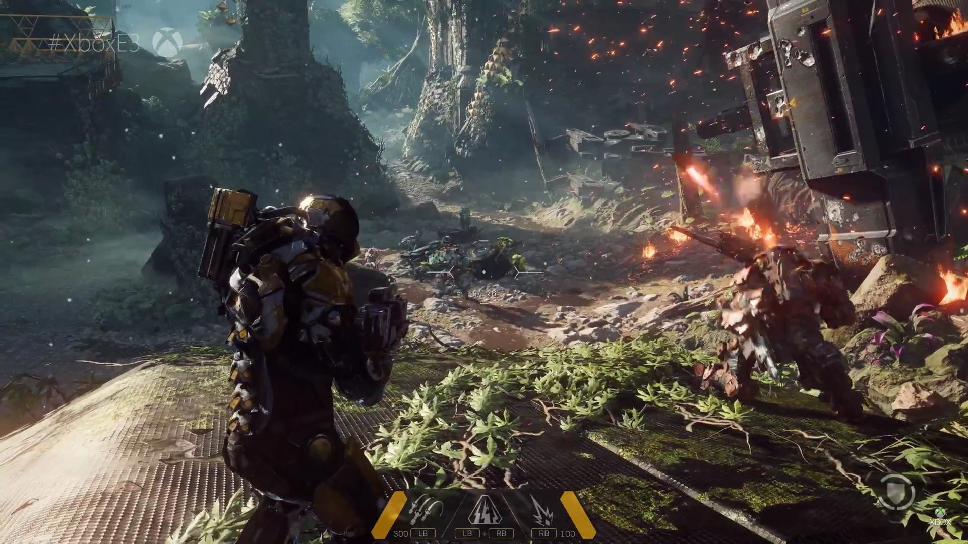 An Anthem for SLI: Bioware's New Universe in 60 FPS 4K Run