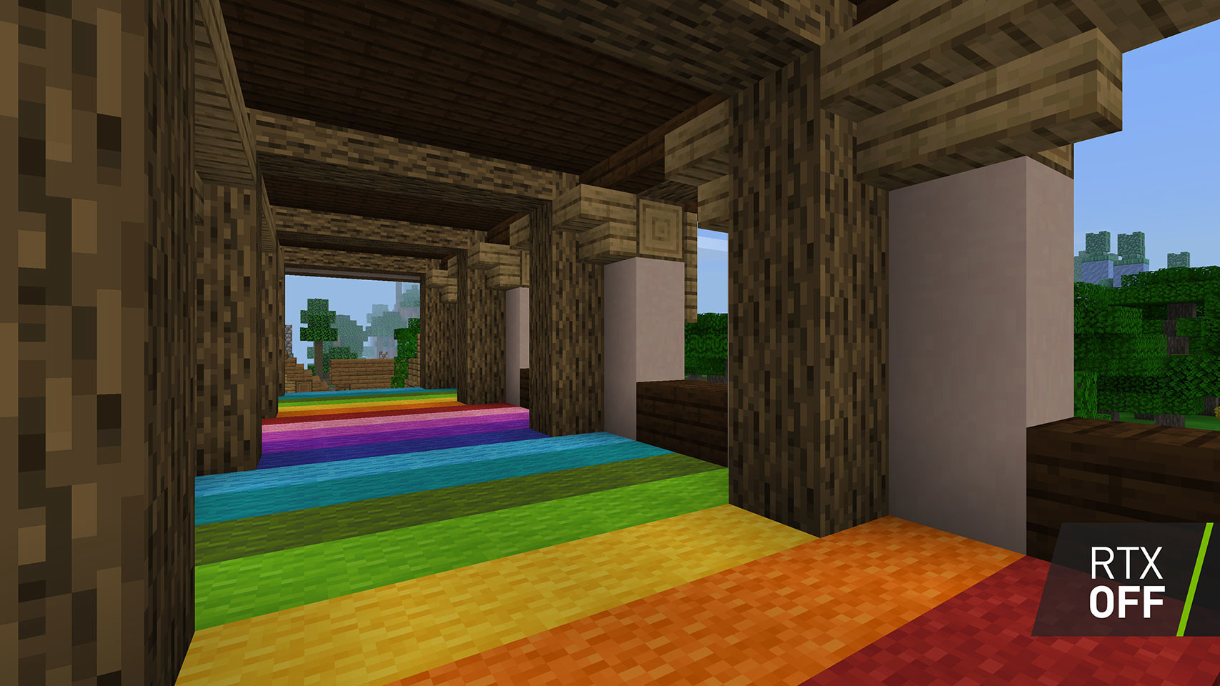 Minecraft to Get NVIDIA RTX Ray-tracing Support