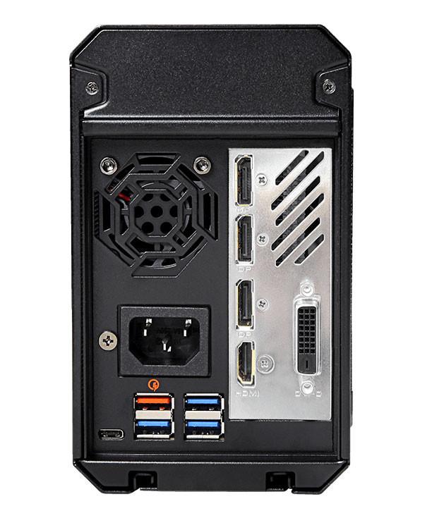 GIGABYTE Intros Aorus GTX 1080 Gaming Box | TechPowerUp