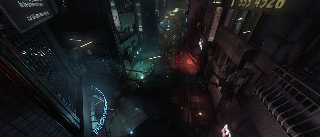 Crytek Shows Off Neon Noir, A Real-Time Ray Tracing Demo For