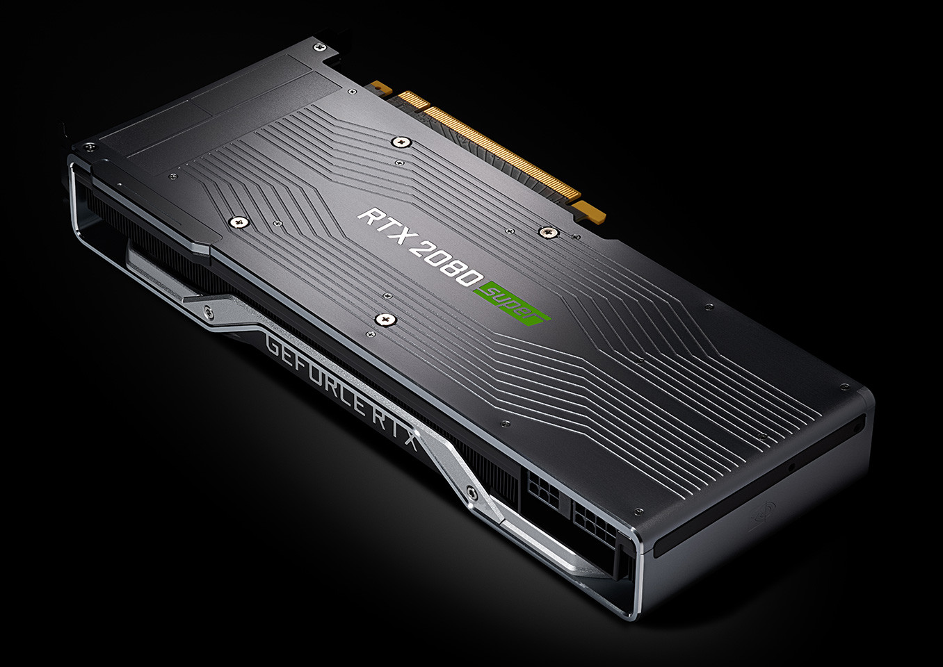 NVIDIA Launches the GeForce RTX 2080 Super Graphics Card