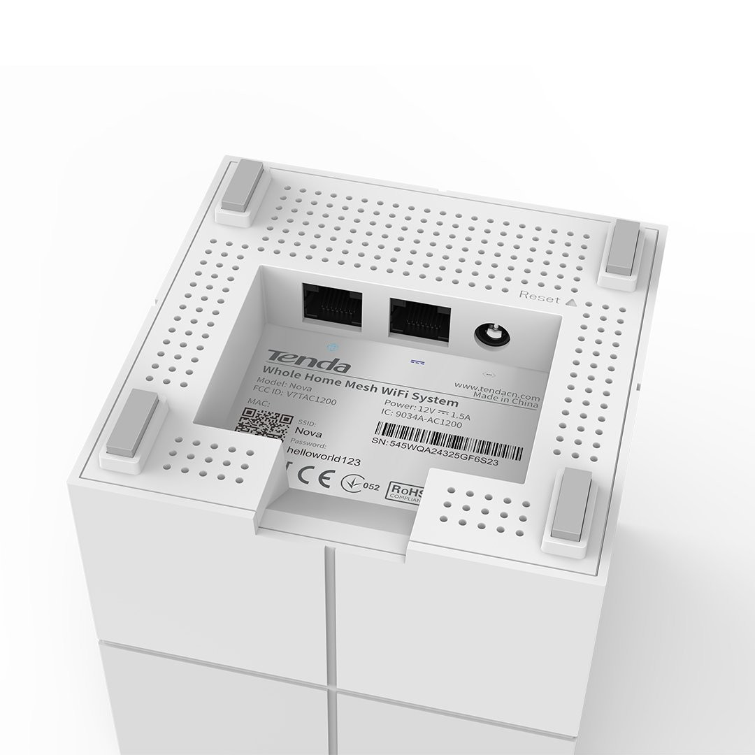 Optimize Your Home Network with Tenda\'s Latest Nova MW6 Mesh Wi-Fi ...