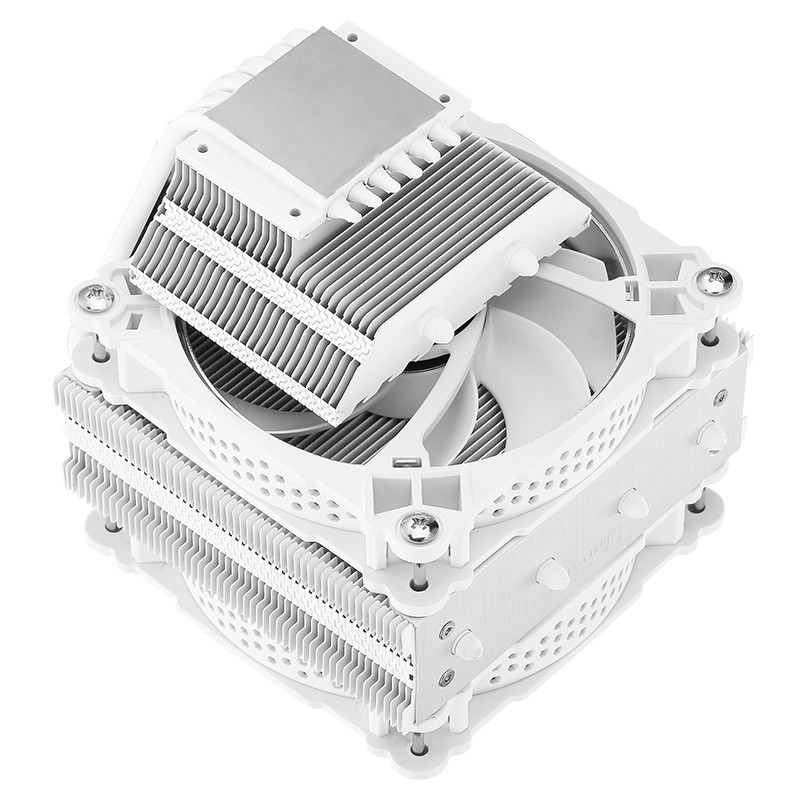 Jonsbo Intros Cr 301 White Edition Cooler Techpowerup