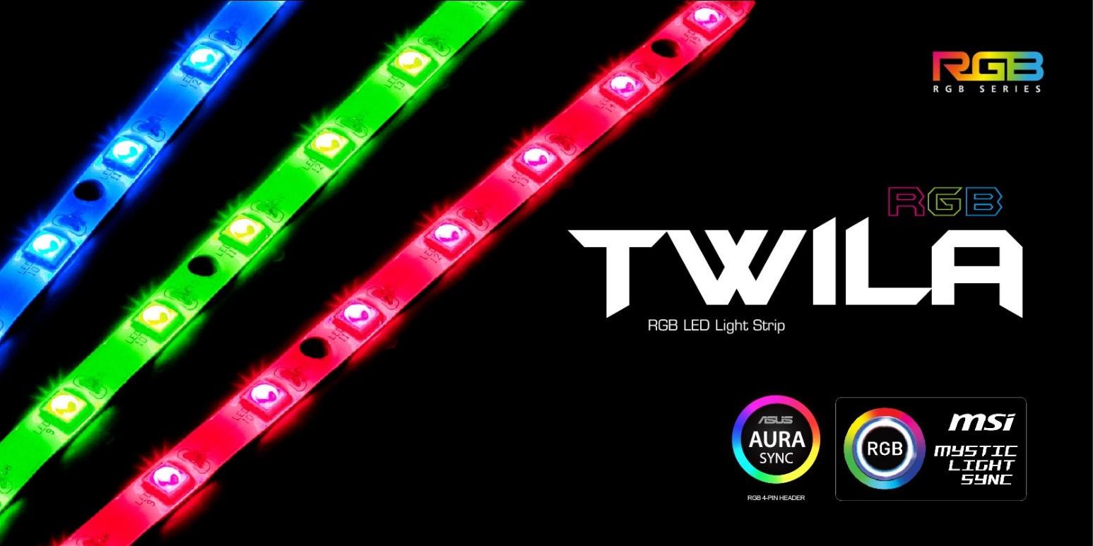 Reeven Announces the Twila RGB LED Strips | TechPowerUp