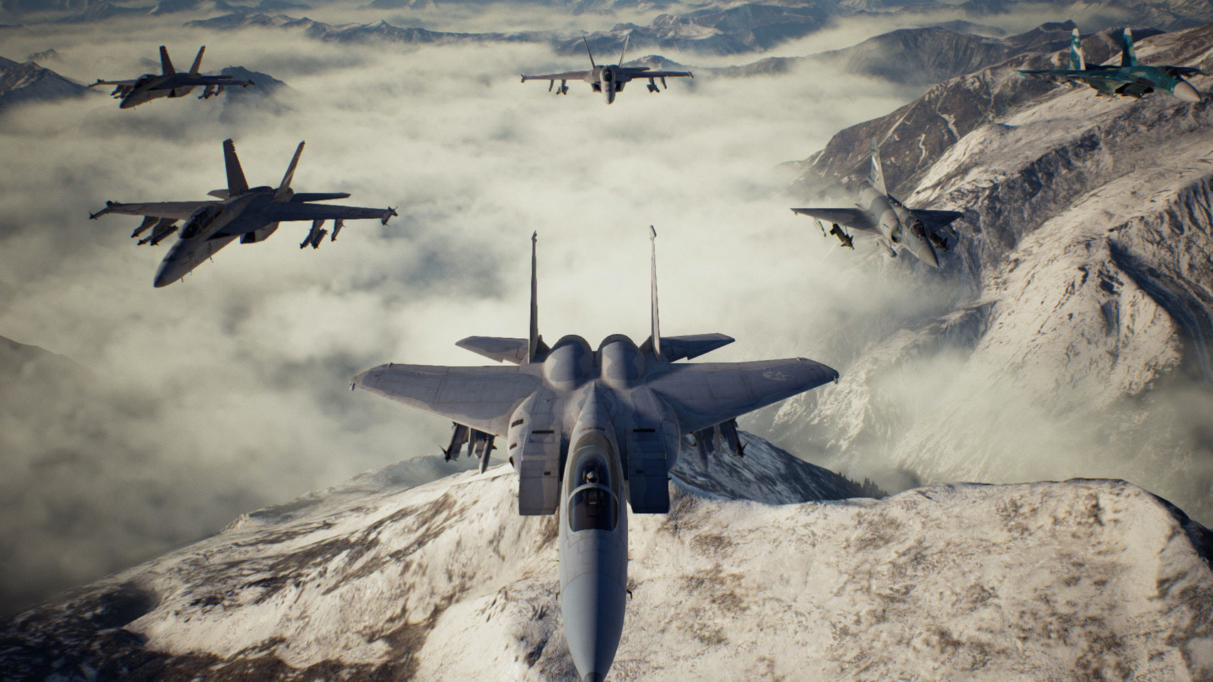 Ace Combat 7: Skies Unknown System Requirements and Performance