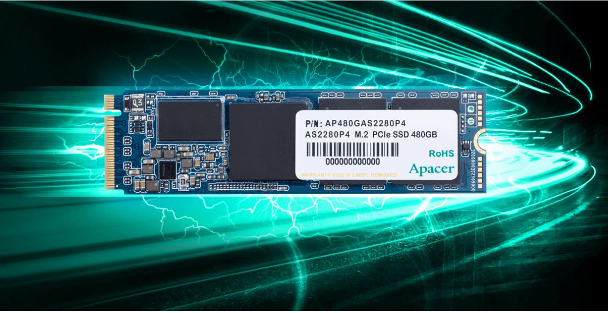 Apacer Debuts the AS2280P4 M 2 NVMe SSD | TechPowerUp