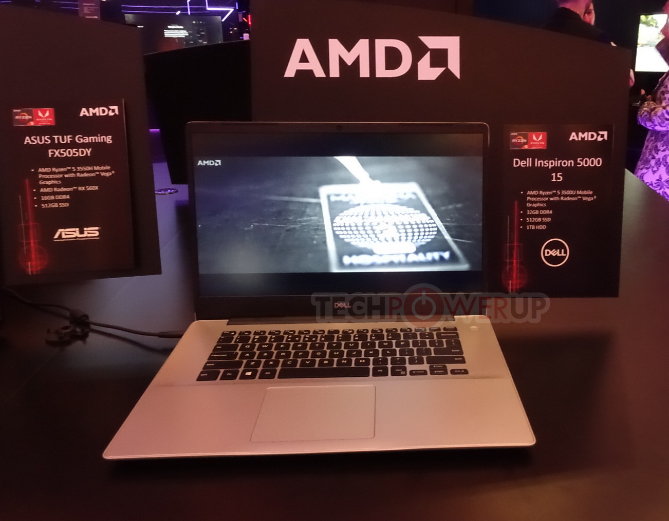 AMD Showcases Ryzen and Radeon Powered Laptops at CES 2019 | TechPowerUp