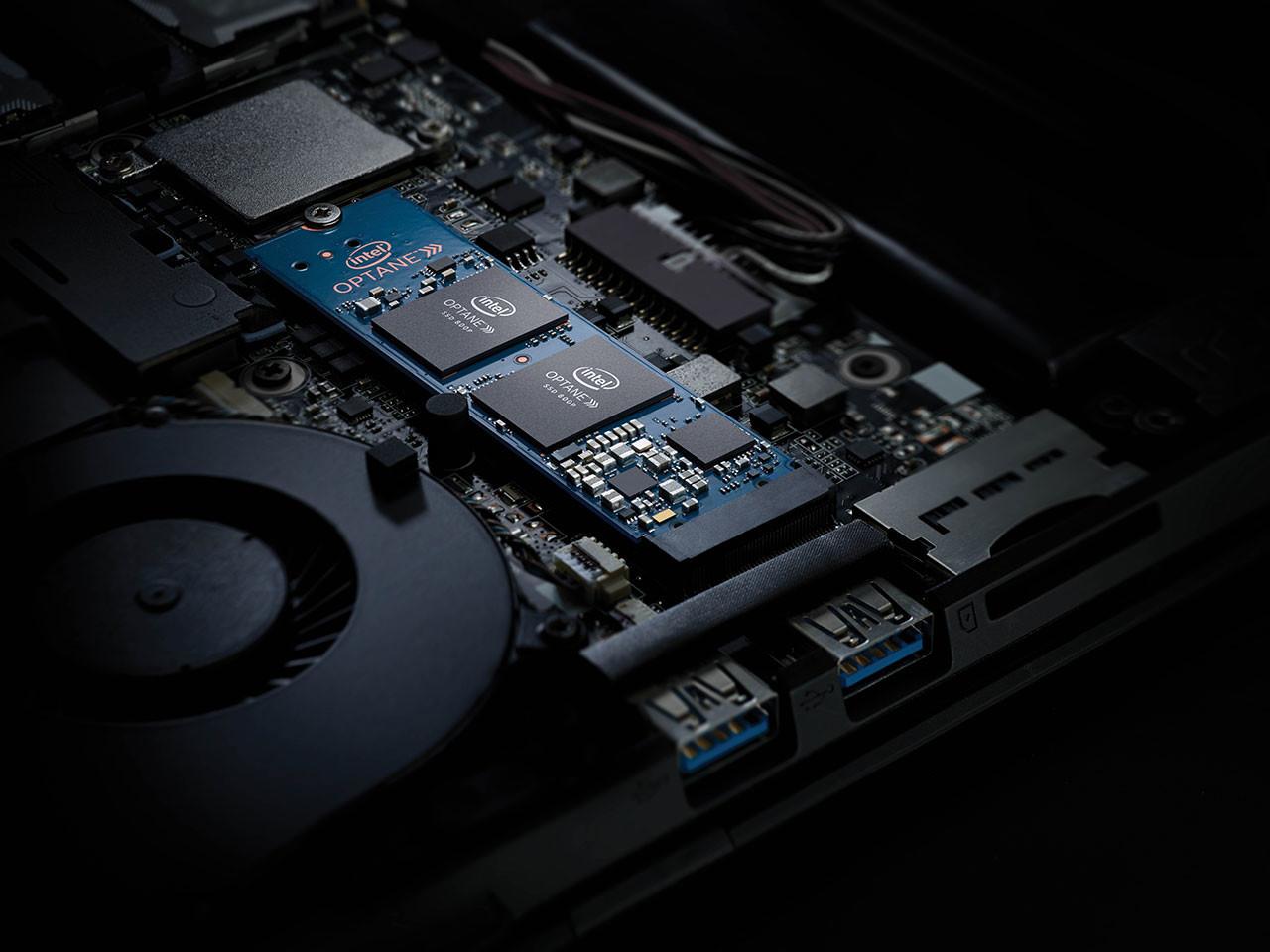 Intel Announces Optane 800p Series M 2 NVMe Cache SSD
