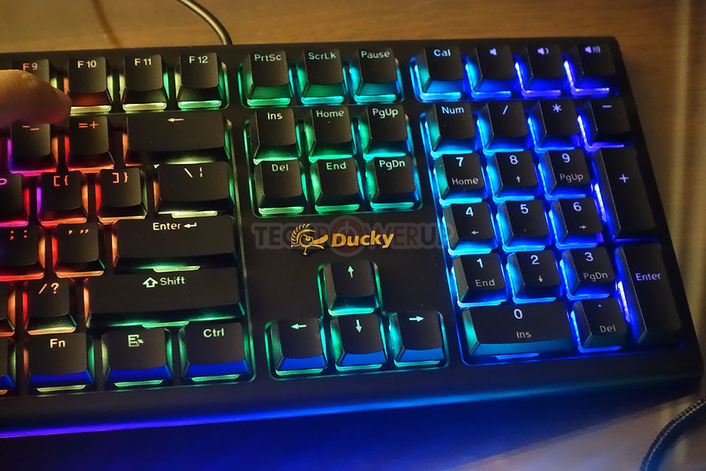 Ducky Teases Blade Air Keyboard With Cherry Mx Low Profile Rgb