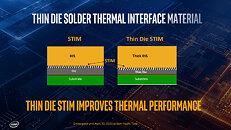 Intel Comet Lake Thinner die, improved IHS